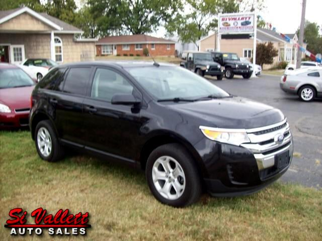 2014 Ford Edge XLT FWD
