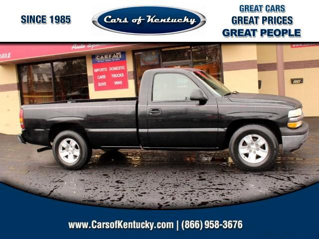 2000 Chevrolet Silverado 1500 Reg. Cab Long Bed 2WD