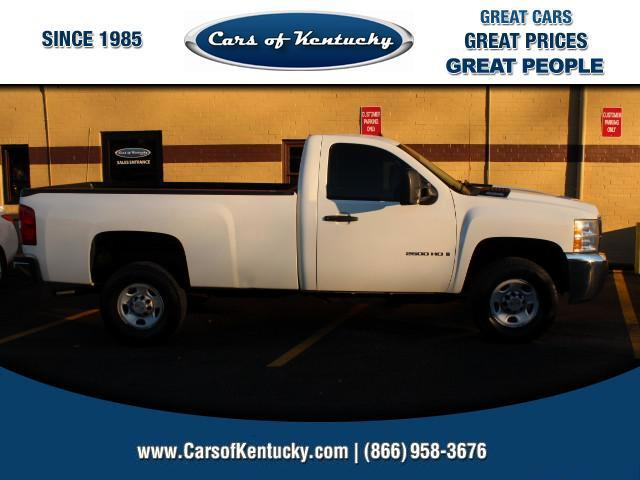 2009 Chevrolet Silverado 2500HD Work Truck Long Box 2WD