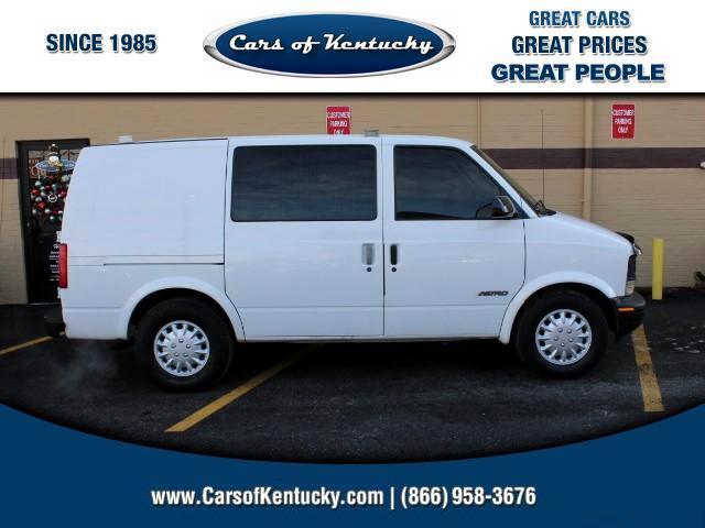1999 Chevrolet Astro Cargo Van 2WD