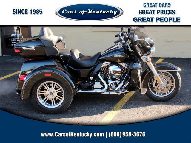 2104 Harley-Davidson Trike Tri Glide