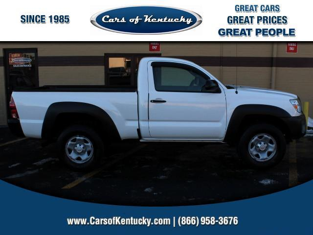 2014 Toyota Tacoma Regular Cab I4 AT 4WD