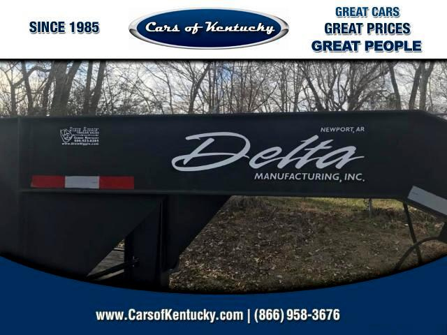 2008 Delta Trailer 17 FOOT PLUS 5 FOOT EXTENTION