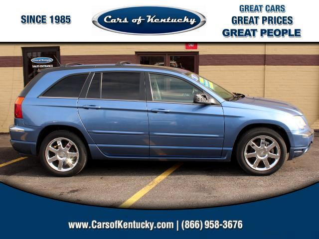 2007 Chrysler Pacifica Limited FWD