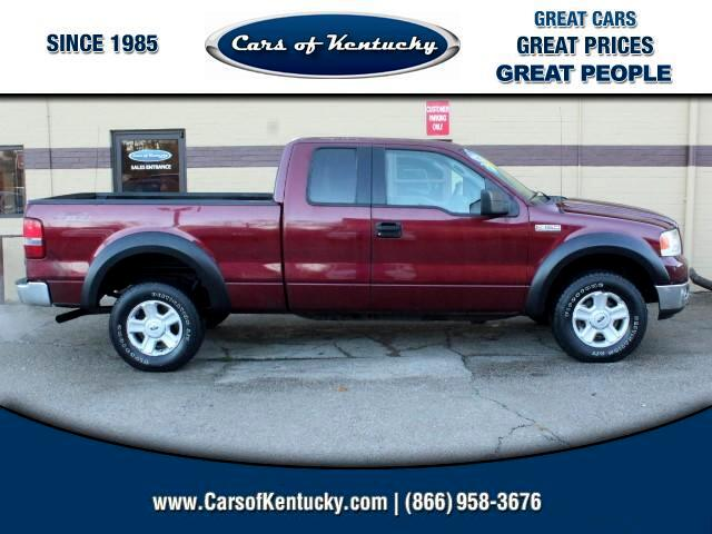 2004 Ford F-150 XLT SuperCab 6.5-ft. Bed 4WD