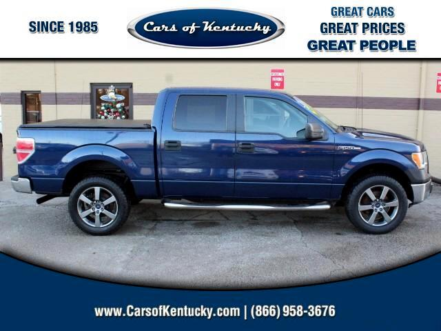 2011 Ford F-150 XL SuperCrew 5.5-ft. Bed 4WD