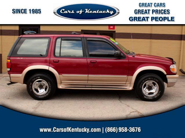 1996 Ford Explorer XLT 4-Door 4WD