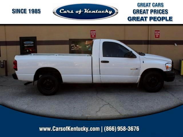 2008 Dodge Ram 1500 ST Long Bed 2WD