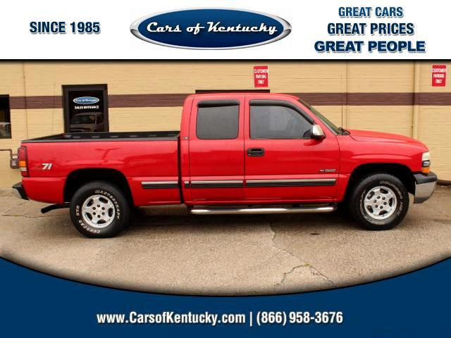 1999 Chevrolet Silverado 1500 LS Ext. Cab Short Bed 4WD