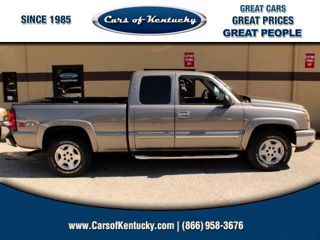 2007 Chevrolet Silverado Classic 1500 LT1 Ext. Cab Short Box 4WD
