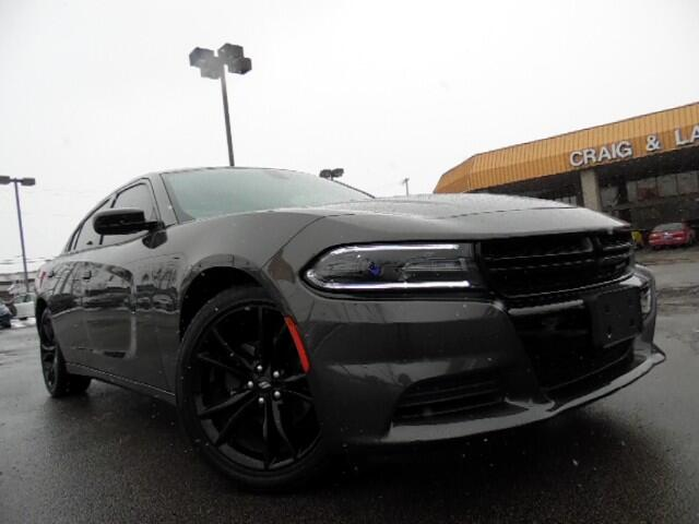 2017 Dodge Charger 4dr Sdn SE RWD