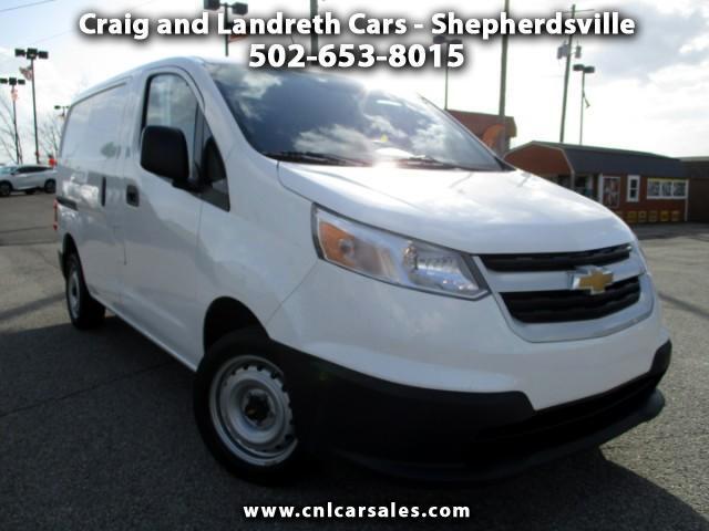 2017 Chevrolet City Express LS