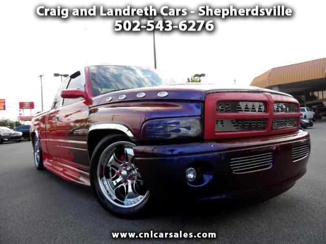 1999 Dodge Ram 1500 Quad Cab Short Bed 2WD