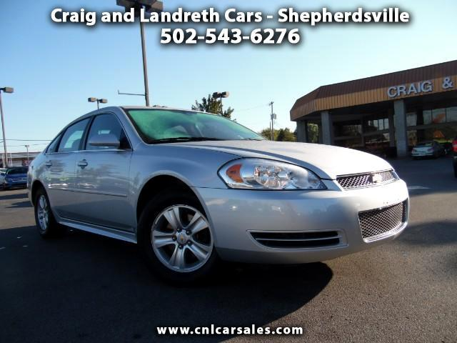 2015 Chevrolet Impala Limited LS