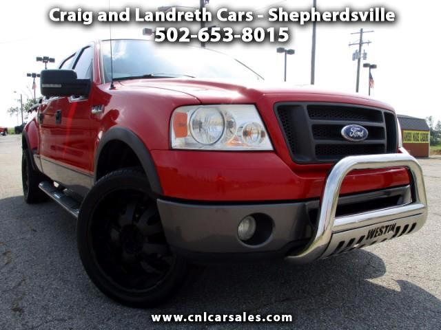 2006 Ford F-150 FX4 SuperCrew 6.5-ft Box Flareside 4WD