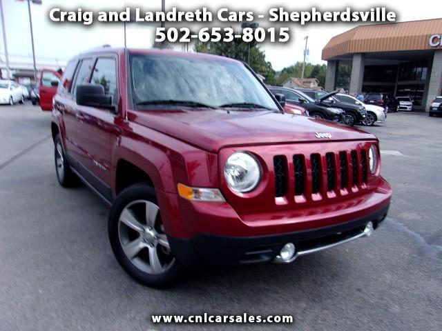 2016 Jeep Patriot Lattitude