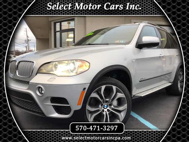 2013 BMW X5 xDrive50I MSport