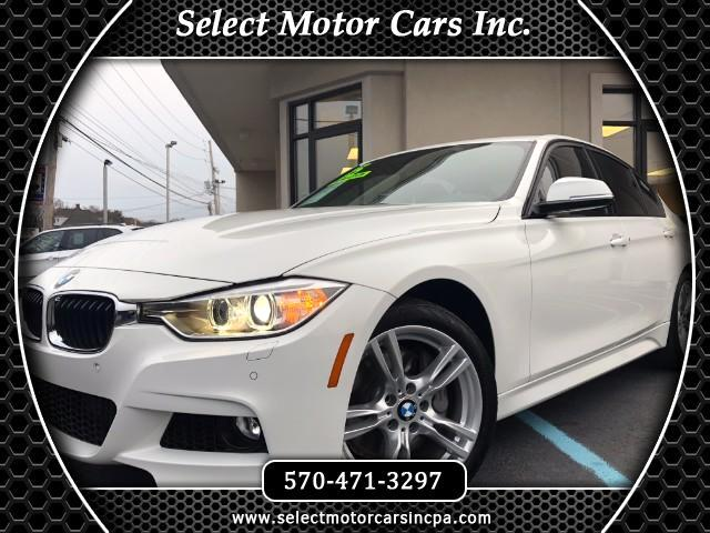 2015 BMW 3-Series 328i xDrive MSport Sedan