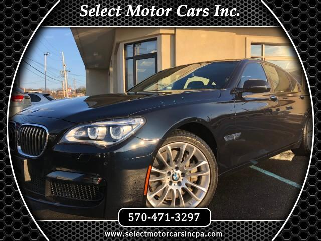 2014 BMW 7-Series 750Li xDrive MSport