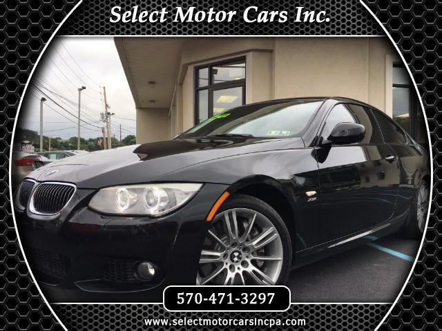 2011 BMW 3-Series 335i xDrive M Sport Coupe