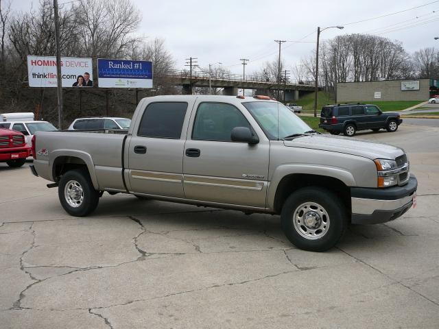 2003 Chevrolet Silverado 1500