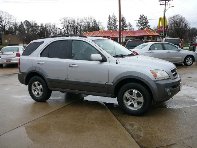 2004 Kia Sorento