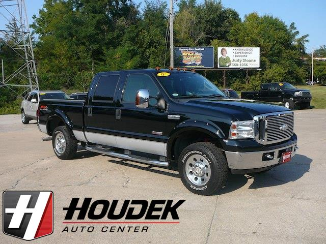 2007 Ford F-250 SD XLT