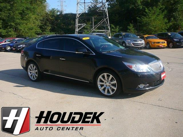 2012 Buick LaCrosse Touring Group