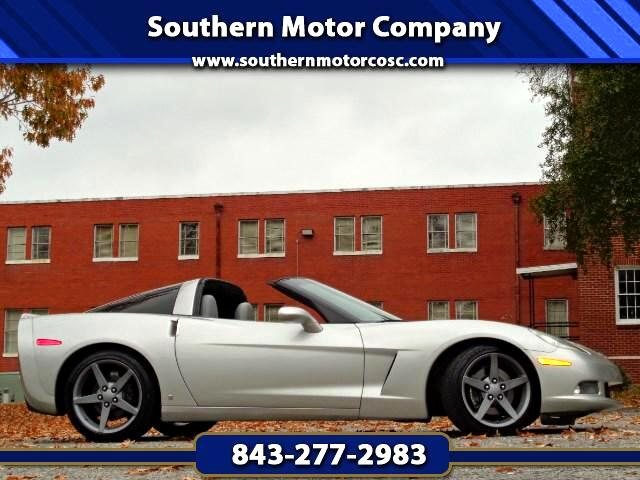 2005 Chevrolet Corvette 3LT Coupe Manual