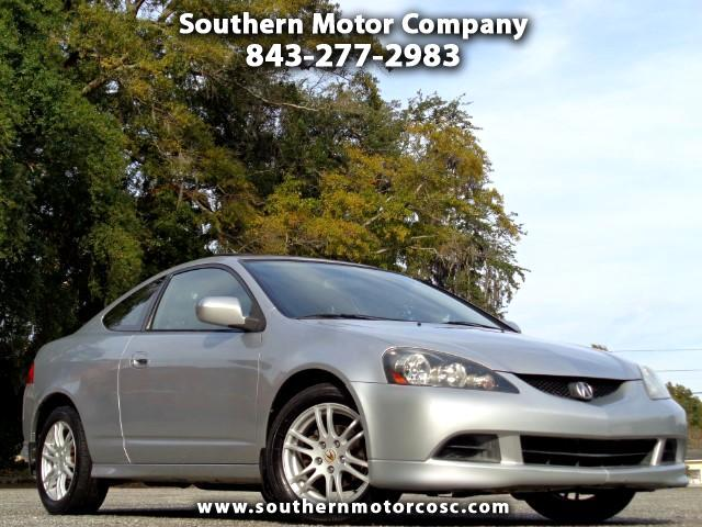 Used 2005 Acura Rsx Sold In North Charleston Sc 29405