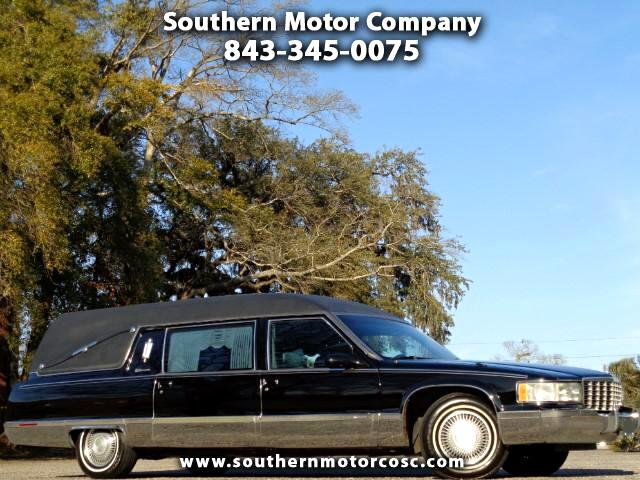 1995 Cadillac Hearse