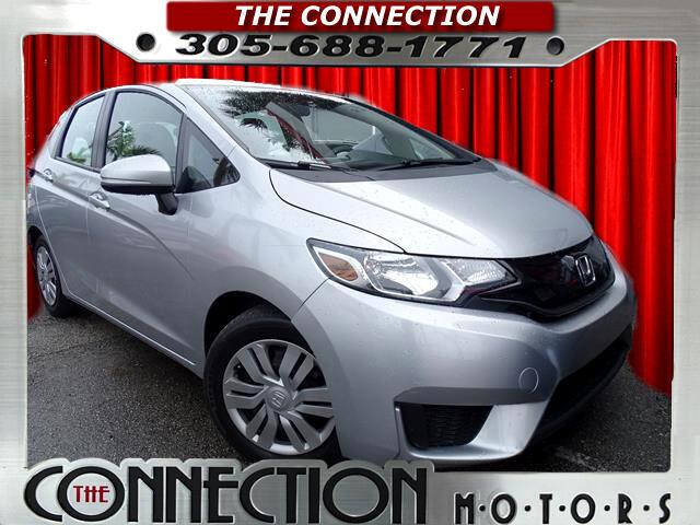 2015 Honda Fit LX CVT