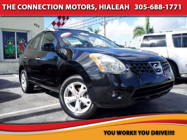 2010 Nissan Rogue The Rogue is Nissans entry into the crossover segment For more information conta