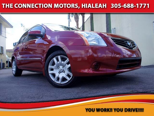 2011 Nissan Sentra The Nissan Sentra front-wheel drive 4-door sedan is a practical roomy and economi