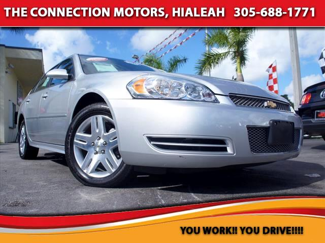 2012 Chevrolet Impala LOW MILES EXCELLENT CONDITIONFINANCING AVAILABLE FOR ANY CREDIT2012 Chevrol