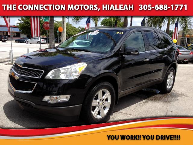 2011 Chevrolet Traverse VIN 1GNKRGED1BJ280373 60k miles Options Air Conditioning Alloy Wheels