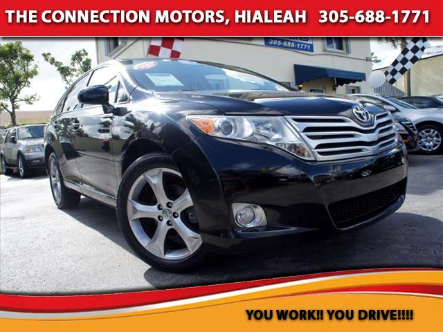 2009 Toyota Venza BEST PRICE FOR THE MILES EXCELLENT CONDITION CLEAN CARFAX ONE OWNER CAR V6 E