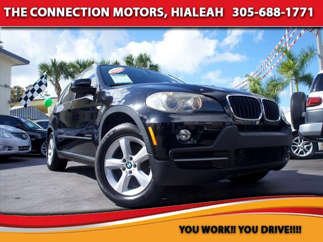 2009 BMW X5 PERFECT BMW X5 COMPETITIVE PRICE ALL WHEEL DRIVE 30 V6 ENGINEPUSH BUTTON START NAVI