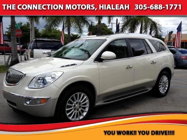 2009 Buick Enclave 2009 Buick Enclave CXL 36 L V6 cylinder engine 288 hp  6300 rpm 6-speed shift