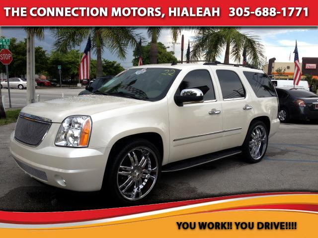 2009 GMC Yukon The GMC Yukon has a fresh and comfortable interior Building on a recent redesign it