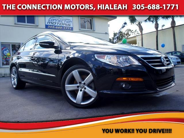 2012 Volkswagen CC 2012 Volkswagen CC LUX - 20L 4-cyl Turbo 200 hp  5100 rpm 6-speed Automated M
