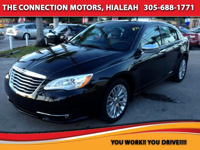 2011 Chrysler 200 VIN 1C3BC2FG8BN518285 36k miles Options Air Conditioning Alarm System Alloy
