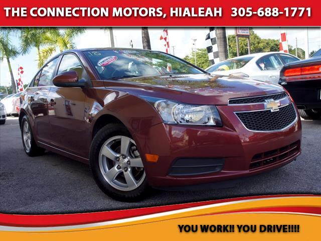 2012 Chevrolet Cruze VIN 1G1PE5SC3C7284491 43k miles Options Air Conditioning Bucket Seats Da