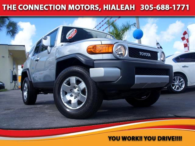 2007 Toyota FJ Cruiser VIN JTEBU11F270084379 78k miles Options Air Conditioning Bucket Seats