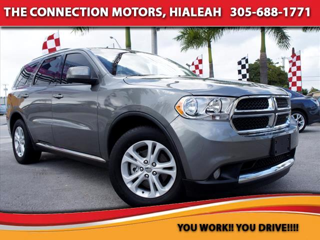 2011 Dodge Durango VIN 1D4RD2GG6BC711667 58k miles Options Air Conditioning Bucket Seats Crui