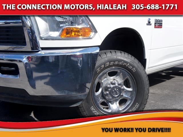 2012 RAM 2500 VIN 3C6UD5DL2CG219637 42k miles Options Air Conditioning Cruise Control Power M