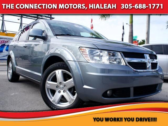2009 Dodge Journey VIN 3D4GG57V89T572591 79k miles Options Air Conditioning Alloy Wheels Auto