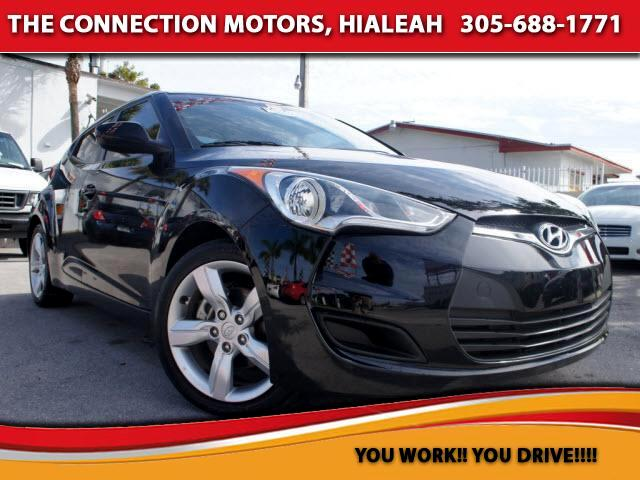 2012 Hyundai Veloster VIN KMHTC6AD1CU046292 31k miles Options Air Conditioning Bucket Seats C