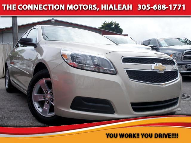 2013 Chevrolet Malibu VIN 1G11A5SA3DF167694 22k miles Options Air Conditioning Vanity Mirrors