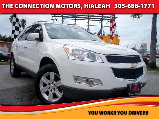 2012 Chevrolet Traverse VIN 1GNKRJED5CJ283601 61k miles Options Air Conditioning Vehicle Stabi